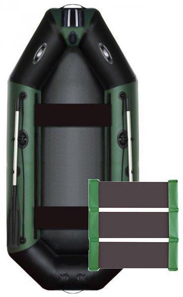 Надувная лодка AquaStar B-275H FSD