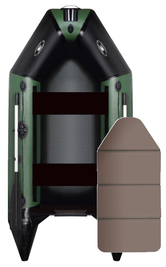 Надувная лодка AquaStar D-249FFD