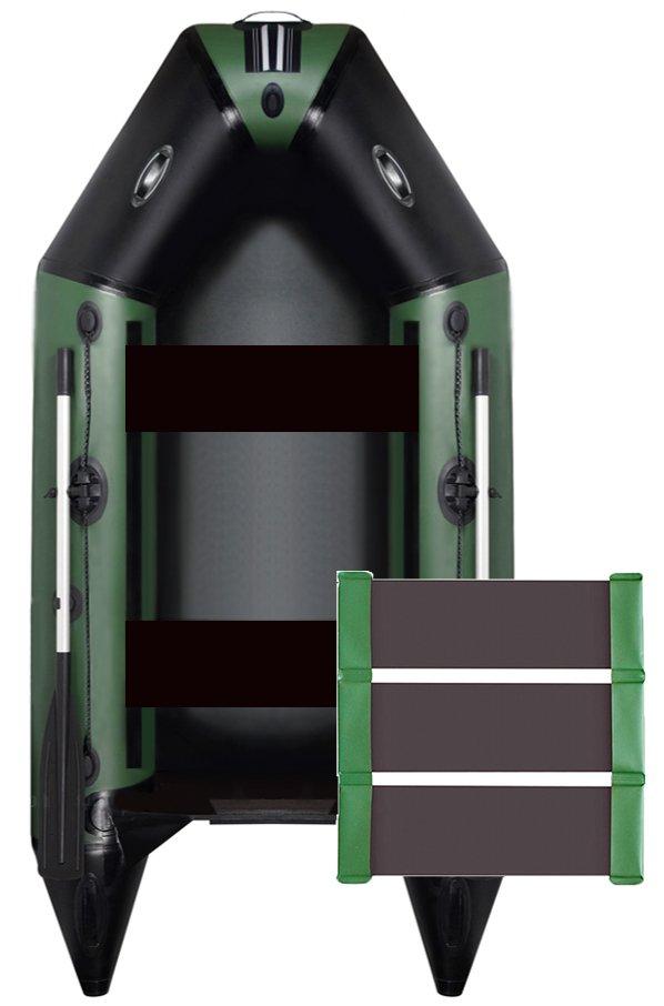 Надувная лодка AquaStar D-249FSD