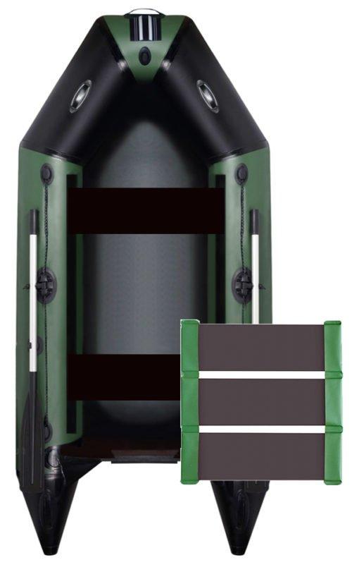 Надувная лодка AquaStar D-275FSD