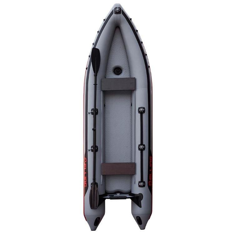 Надувная лодка Elling Кардинал K370PRO
