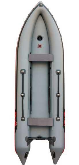 Надувная лодка Elling Кардинал K420XP