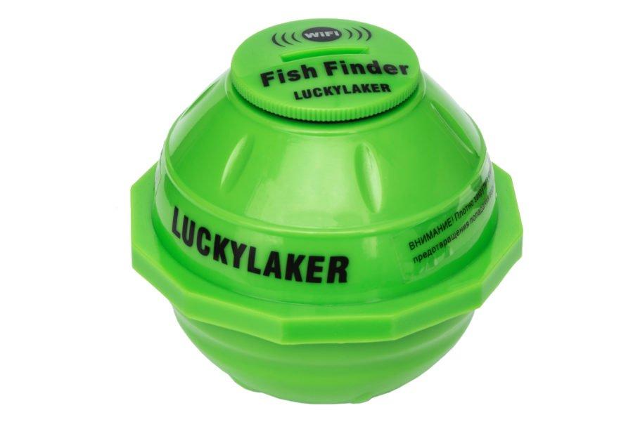Беспроводной эхолот wi-fi для рыбалки LUCKY FF916 без усилителя