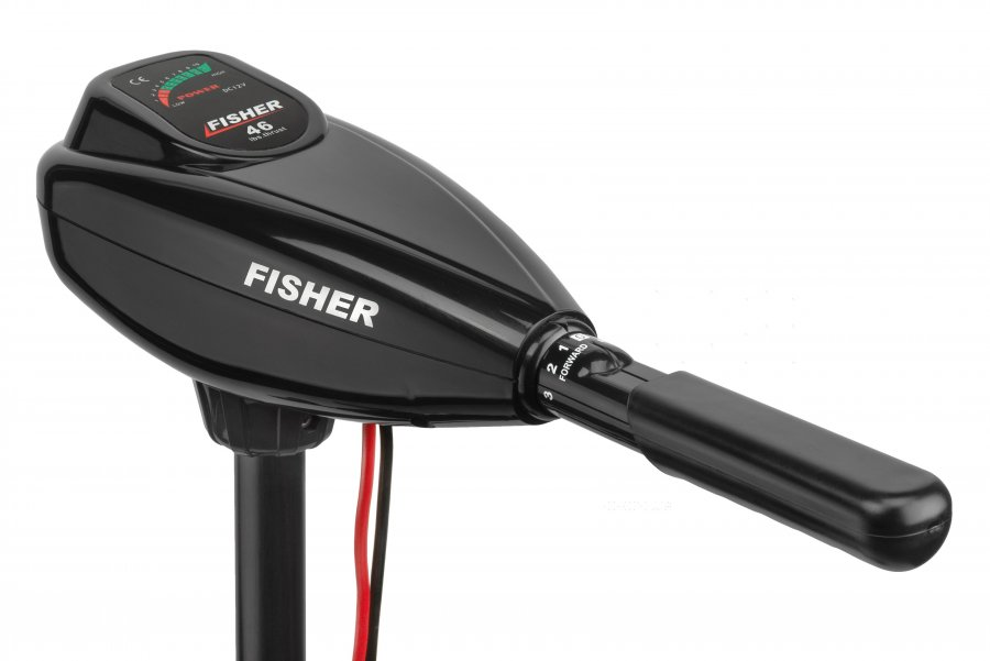 Лодочный электромотор Fisher 46
