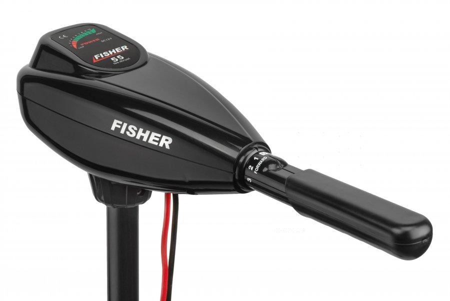 Лодочный электромотор Fisher 55 (Фишер 55)