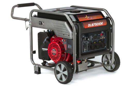Инверторный генератор Weekender DL8750iOE SMART с электростартером