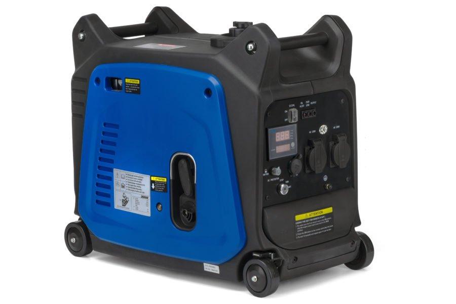 Инверторный генератор Weekender X3500ie с электростартером