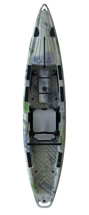 Каяк для рыбалки Kolibri FISH-N-GO!