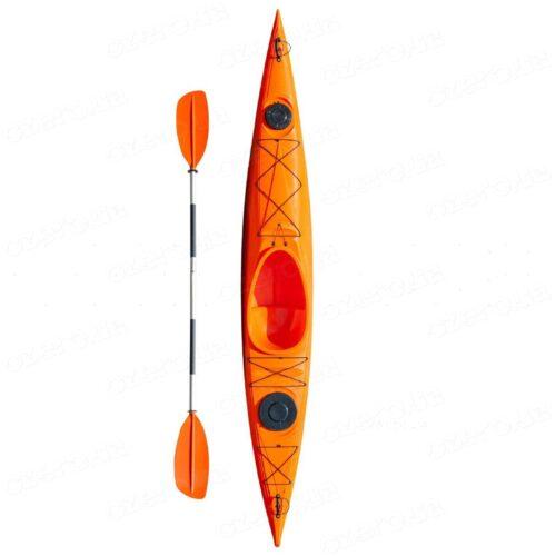 Каяк Riverday One-GO! Orange