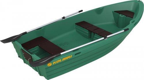 Пластиковая лодка Kolibri RKM-350