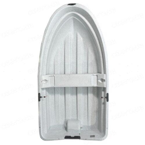 Пластиковая лодка Riverday RKM-250 Grey