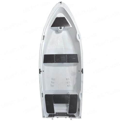 Пластиковая лодка Riverday RKM-350 Grey