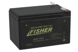 Аккумулятор для эхолота Fisher 12AH AGM