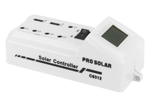 Контроллер заряда аккумулятора 7Ah Sunergy OS-C0312