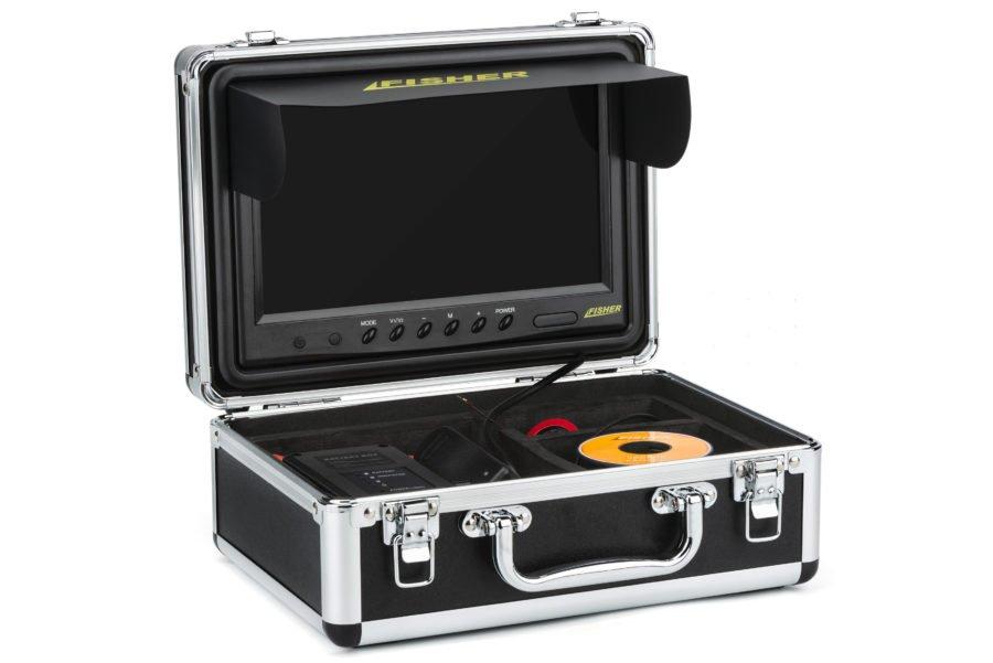 Подводная камера для рыбалки Fisher CR110-9S