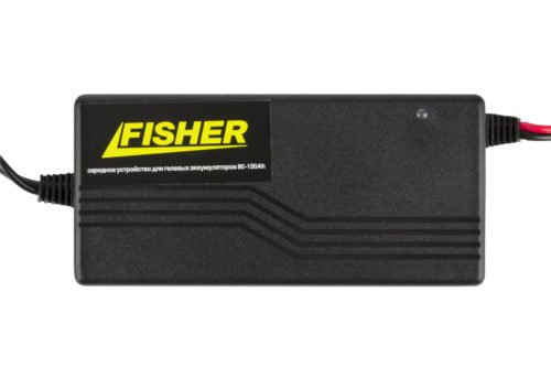 Зарядное устройство для гелевого аккумулятора Fisher PSCC-1210