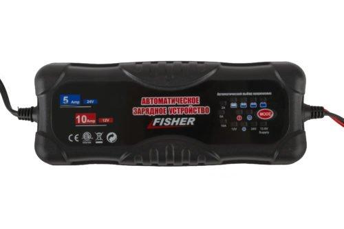 Зарядное устройство для гелевого аккумулятора Fisher T4-0227