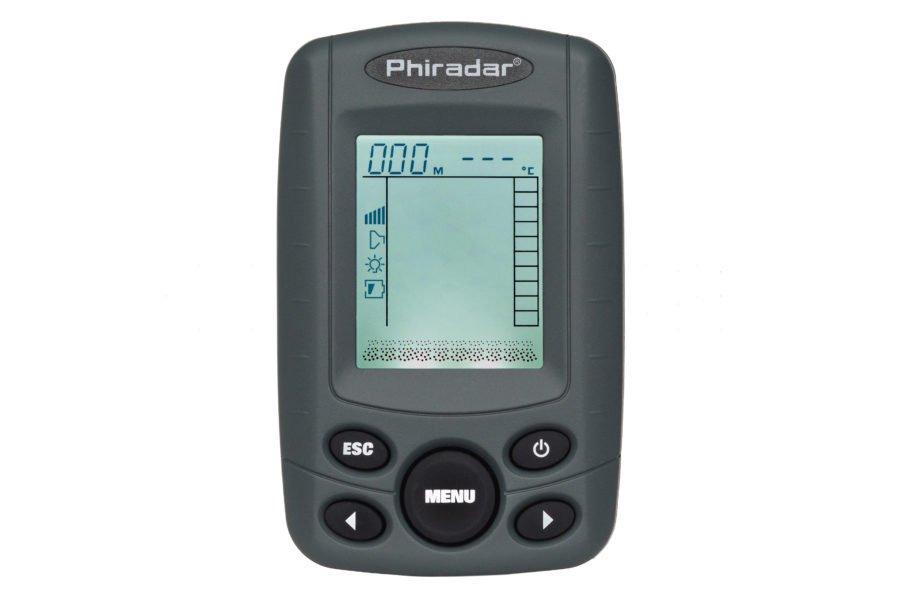 Эхолот для рыбалки Phiradar FF108A