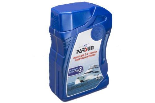Масло для 2-х тактного лодочного мотора Parsun TCW3 1L new