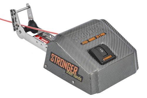 Якорная лебедка для лодки Stronger 35S Pro Steel Hands