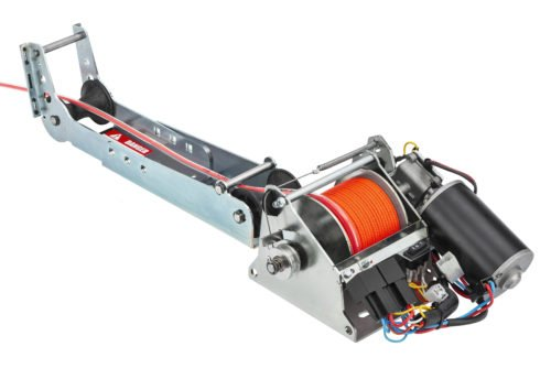 Якорная лебедка для лодки Stronger 35i Pro Steel Hands