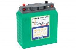 Литий-ионный аккумулятор для лодочного электромотора Weekender 12V85AH