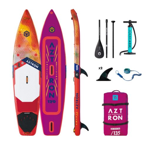 Надувная SUP доска 12.0 ft Aztron Soleil Xtreme AS-902D