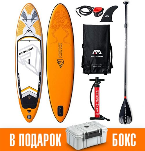 Надувная Sup доска 10.10 ft Aqua Marina Magma BT-19MAP