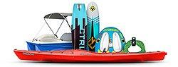 Отдых и спорт на воде