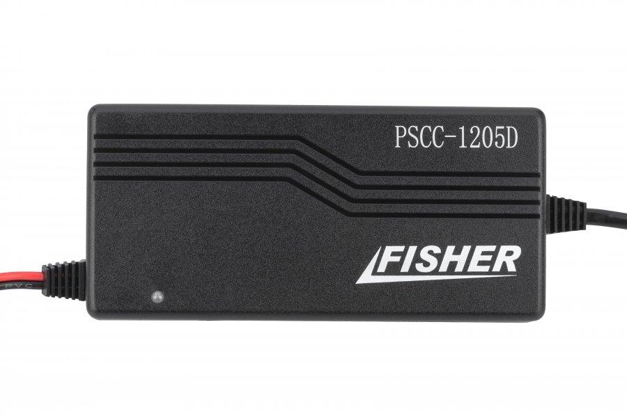 Зарядное устройство для гелевого аккумулятора Fisher PSCC-1205