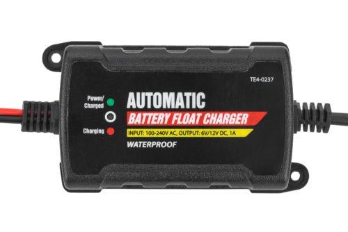 Зарядное устройство для гелевого аккумулятора Weekender TE4-0237