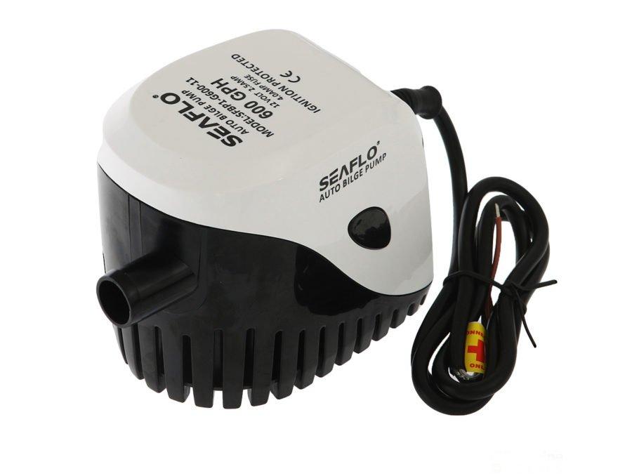 Автоматическая трюмная помпа Seaflo SFBP1-G600-11