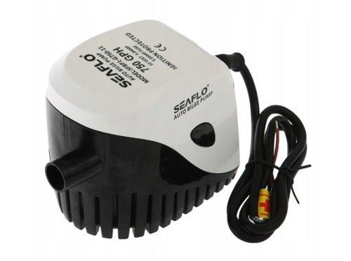 Автоматическая трюмная помпа Seaflo SFBP1-G750-11