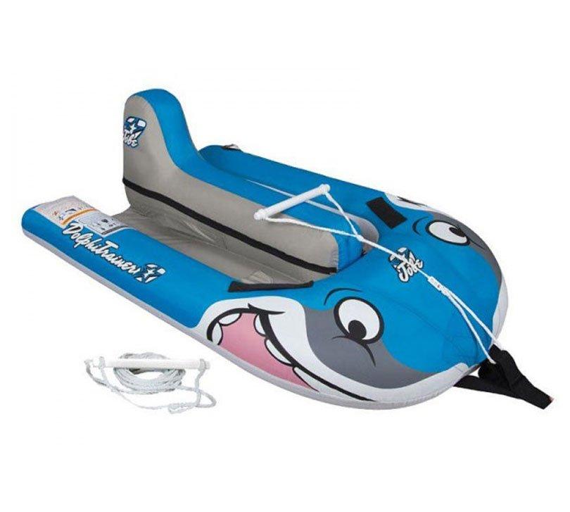 Буксируемая плюшка для детей JOBE Dolphi Trainer 230113006
