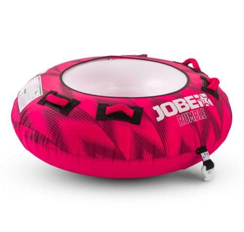 Буксируемая плюшка JOBE Rumble Towable 1P Hot Pink 230120003