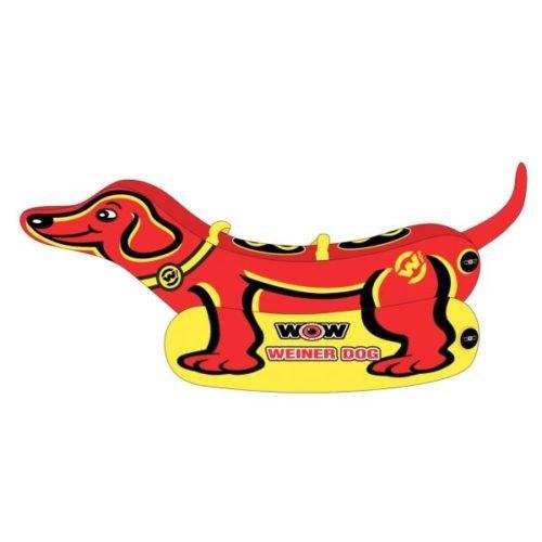 Буксируемая плюшка WOW Weiner Dog 2 Towable 19-1000