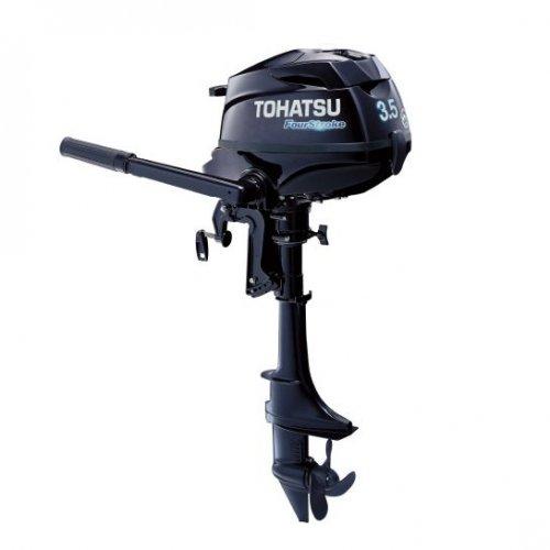 Лодочный мотор Tohatsu MFS3.5C S
