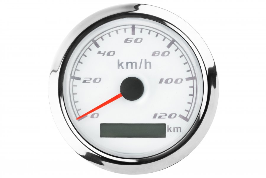 Спидометр с одометром IGAUGE WPSP270-120HW