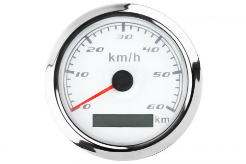 Спидометр с одометром IGAUGE WPSP270-60HW