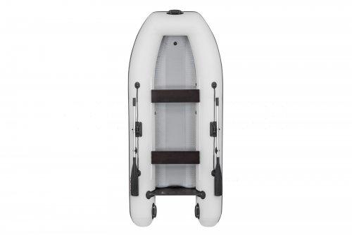 Надувная лодка Parsun Air 340 light grey