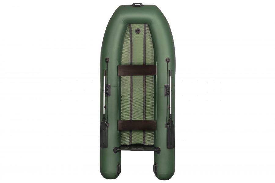 Надувная лодка Parsun Air 340 green
