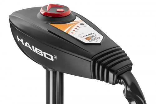 Лодочный электромотор Haibo WFT 80DG