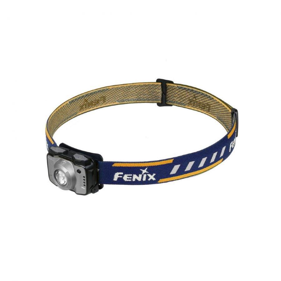 Фонарь налобный Fenix HL12R серый