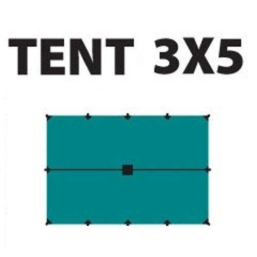 Тент Tramp 3×5 м, TRT-101.04