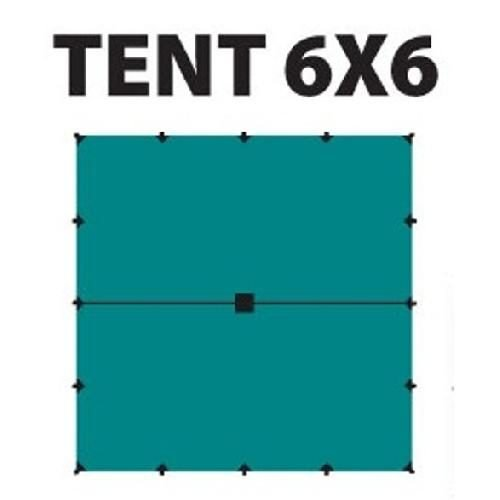Тент Tramp 6×6, TRT-103.04