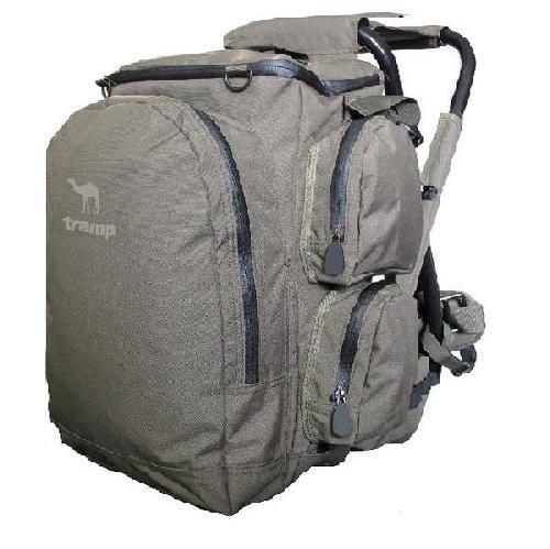 Рюкзак Tramp Forest 40 (серый, камуфляж) серый