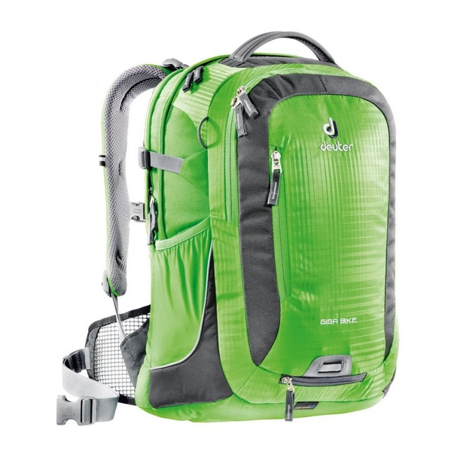 Рюкзак Deuter Giga Bike зеленый (804442431)