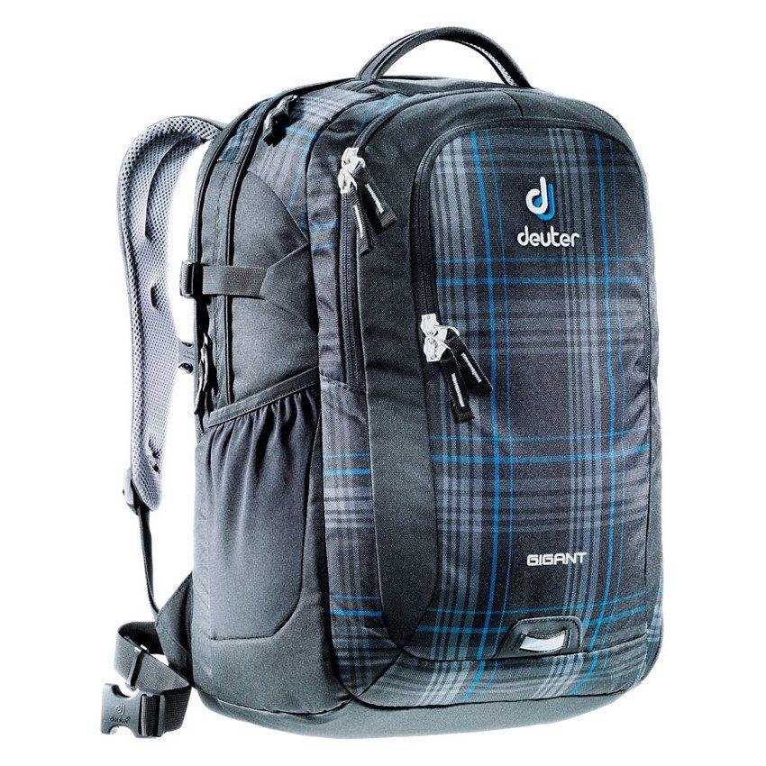 Рюкзак Deuter Gigant синяя клетка (804247309)