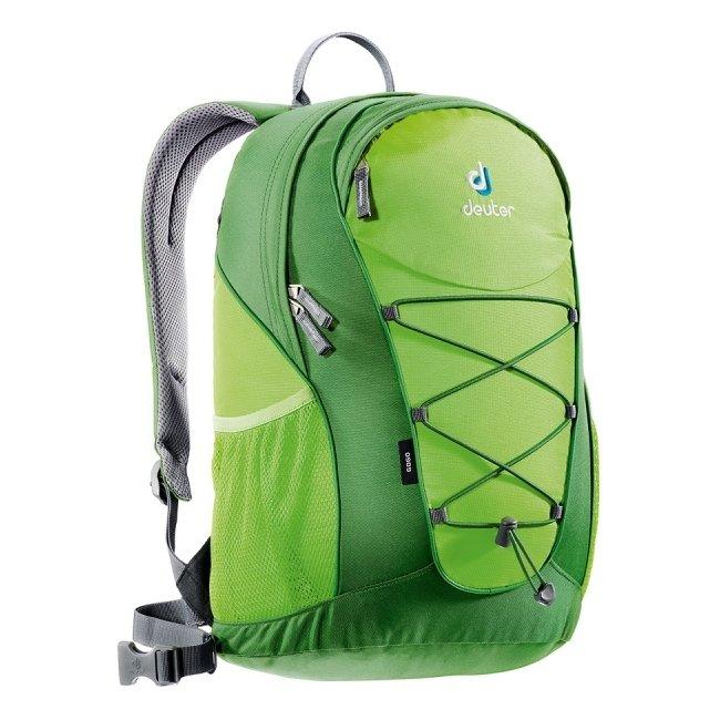 Рюкзак Deuter Gogo зеленый (801462206)