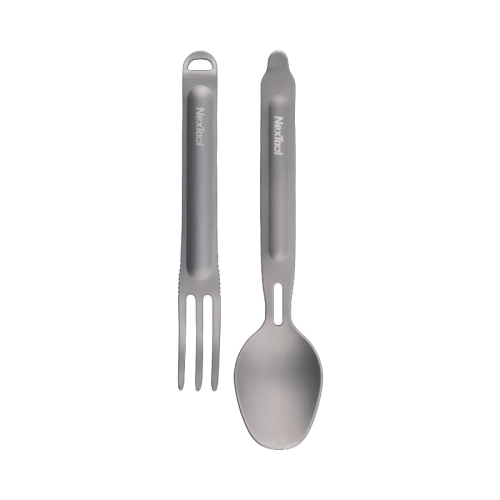Столовый прибор NexTool Outdoor Spoon Fork KT5525